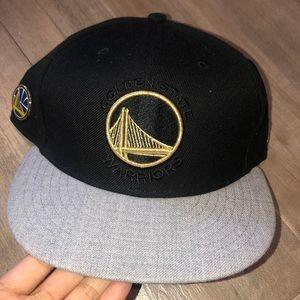 EUC New Era NBA Golden State Warriors hat 7 1/4